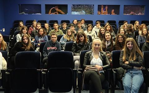 La relève est assurée par les lycéens de Giocante, Bastia